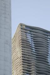Aqua Tower () Tags: chicago aquatower