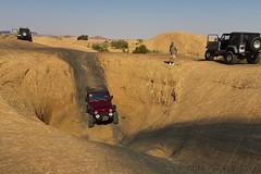 In the Tub (W9JIM) Tags: sandstone jeep offroad 4wd moab slickrock w9jim jk wrangler rubicon 1740l sandflats 17mm hellsrevenge