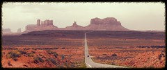 Monument Valley (pegase1972) Tags: us usa fourcorners monumentvalley navajolands colorsprocessed desert landscape scenicsnotjustlandscapes cowboys southwestusa rocks monument unitedstates getty licensed exclusive license explore explored