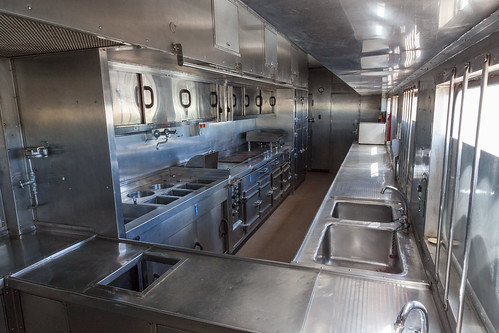 Old Ghan Train Galley