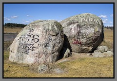 Rocks by the New England Highway-1=