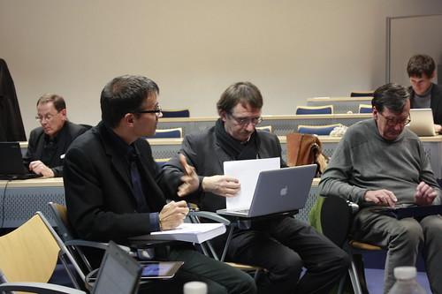 Atelier EME Énonciation politique / IME Workshop on Political Enunciations: Yves Citton, Denis Bertrand and Bruno Latour