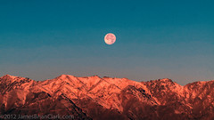 Mountains of Afghanistan (.James Brian Clark) Tags: travel moon mountain snow afghanistan nature landscape hill scenic peak full bagram