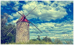 Windmill (D-TaiL) Tags: sky windmill nikon flickr ciel finegold moulinavent d7000 dtailvision parcduvieuxmoulin