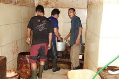 IMG_4201 (FAO ECTAD Indonesia) Tags: market visit jakarta 2014 lbm mentoring melawai