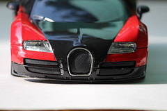 toy Bugatti (usha_karma) Tags: life city travel red cars tourism fashion toys technology culture lifestyle style streetlife items luxury urbanlife remotecars