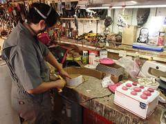 Building Silicone Mold Boxes (thorssoli) Tags: schick hydro robotrazor razor sdcc comiccon sandiego conx entertainmentweekly costume suit prop replica hydrorescue schickhydro