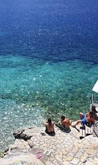 Mikros Gialos, Lefkada (rotor_flux) Tags: lefkada greece lefkas blue bluegreen nikon nikond90 tokina1224 tokina nikond90tokina