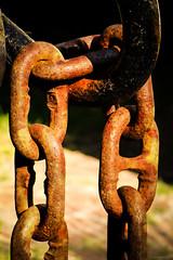 Cadena oxidada_3 (JosMara_photography) Tags: cadenas xido