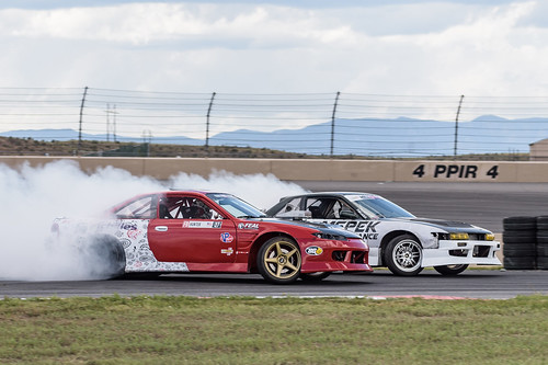 Time Attack & Drift Races at Pikes Peak International Raceway