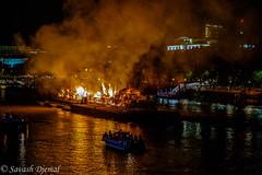 DSCF6669.jpg (Sav's Photo Gallery) Tags: savash riverthames river fire greatfireoflondon flames