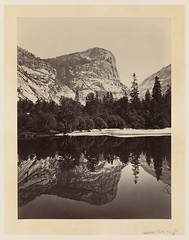 Wishing the National Park Service a Happy 100th Birthday!  (LOC) (The Library of Congress) Tags: yosemite mirrorlake watkins california nationalpark
