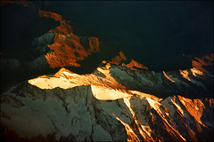 Abstract Alps (Katarina 2353) Tags: landscape sunset alps mountain katarina2353 katarinastefanovic