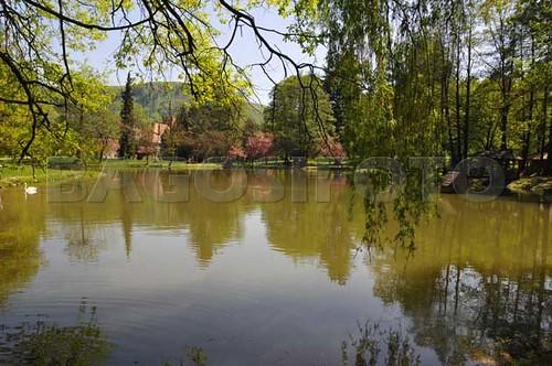 Beregvar - Beregovo -Schonborn-kastely parkja01