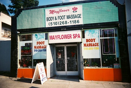 Mayflower Spa