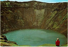 Iceland Volcano (booboo_babies) Tags: crater volcano iceland lake water