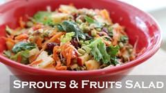Healthy Weightloss Salad Recipe   Indian Vegetarian Salad Recipes / Easy Weight loss Recipes (Healthy Fun Fitness) Tags: healthy weightloss salad recipe   indian vegetarian recipes easy weight loss