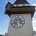 2016-08-12 08-15 Graz 076 Schlossberg, Uhrturm
