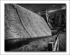 Derwent Dam (deltic22) Tags: ladybower resavior derbyshire peak district dam water stone sheffield snake pass