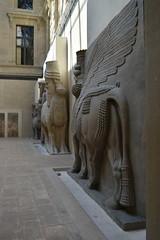 DSC_0008 (kimilseung) Tags: paris louvre lamassu assyrian