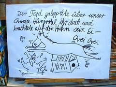 Trier (lukedrich_photography) Tags: sony dscw55 sonydscw55 hdr germany deutschland bundesrepublikdeutschland federalrepublicofgermany westerneurope europe european city europa      history culture trier rhinelandpalatinate art drawing humor