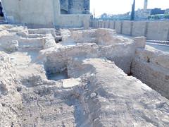 guided tour (Marlis1) Tags: tortosacataluaespaa panasonictz71 marlis1 dig archeology romans
