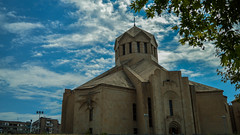 (Evie_96) Tags: armenia yerevan church sky