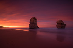 300 Seconds of Light (Craig Schulstad) Tags: twelveapostles victoria greatoceanroad australia longexposure oceanscape landscape sunrise melbourne nikon d810