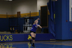 09-14-16 Varsity Volleyball vs Fallon By Dylan Kalkoske and Peyton Capellen (thelowrybrand) Tags: varsity lowryhighschool thelowrybrand thebrand lowry volleyball