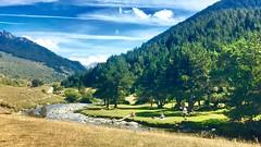 """""""Edén de Montgarri"""" (atempviatja) Tags: montgarri santuario picnic paisaje montaña edén valle arán"""