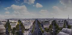 Arc de Triomphe (Meadows Travel) Tags: paris france arcdetriomphe d600 nikkor2470