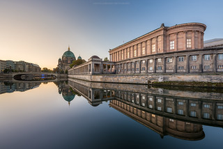 Berliner Dom - Alte Nationalgalerie