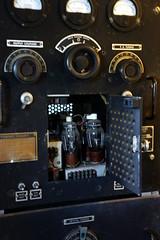 Lightship radio, Boston MA (Boston Runner) Tags: lightship nantucket lv112 boston harbor massachusetts 1936 shipyard marina eastboston museum preserved interior vacuumtubes radio communication transmitter
