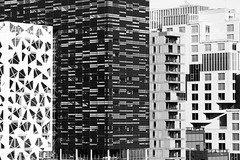 B&W architecture (nemi1968) Tags: windows blackandwhite bw building window oslo architecture canon buildings markiii ef100400mmf4556lisusm