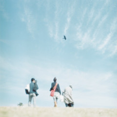 *spring excursion (fangchun15) Tags: 120 6x6 film japan kodak hasselblad chiba motherfarm portra400