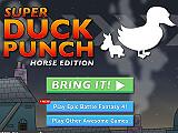 超級鴨子盃擂台賽(Super Duck Punch!)
