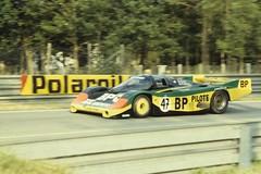 Porsche 956 - Le Mans 1983 (mendaman) Tags: world b club de four rondeau la championship automobile martin c group du wm mans le porsche hour 24 gto 1983 hr endurance circuit fia peugeot twenty aston lancia 930 aco emka imsa sarthe gtx 956 heures louest c831 m382 cadinet