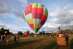 Balloons Over Waikato 2013 (Jaime Carter) Tags: morning newzealand lake basket sunday balloon hamilton waikato balloonsoverwaikato lakerotorua 2013 jaimewalsh innescommon jaimecarter balloonsoverwaikato2013
