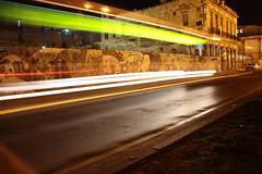 Cuba (na dine) Tags: street bus night dark lights nightshot nacht havana cuba havanna kuba longshuttertime nachtaufnahme lahabana longexposuretime str