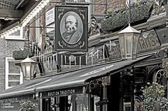 The Sailsbury Pub (an original London Gin Palace) St Martin's Lane-Court (Canon 500D) (markdbaynham) Tags: city london st canon lens eos pub capital 85mm palace historic lane cropped f18 dslr pint gin martins ef sensor 500d sailsbury apsc