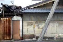 web⊿ (m-louis) Tags: house ex japan wall architecture zeiss nikon explorer 大阪 osaka explorers explo d600 tenroku tenjinbashisuji 天六 nikond600 makroplanart250