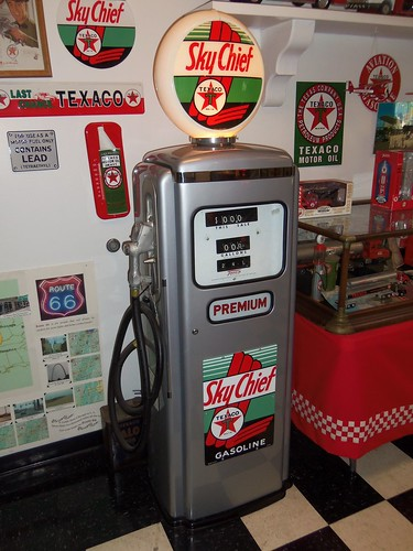 Sky Chief Gasoline Pump