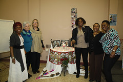 Vibrant hommage  quatre leaders fministes dcdes au seisme (Maison d'haiti) Tags:  vibrant au leaders hommage quatre seisme fministes dcdes