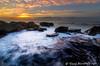 Goobledigook (Trent Blomfield) Tags: seascape beach sunrise landscape photography coast central australia nsw sundance forresters