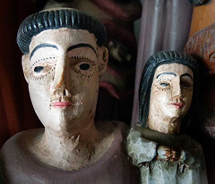 FACES DO ARTESANATO. (Protótipo 19 Carlos Vasconcelos) Tags: artesanato olhos escultura bocas trabalhosmanuais artepopular etnologia