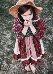 107/365 (harpazo_hope) Tags: hat dress 1750 tamron hillbilly vc d90 107365 3652013