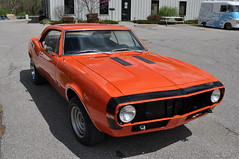 "1969 Camaro • <a style=""font-size:0.8em;"" href=""http://www.flickr.com/photos/85572005@N00/8674703769/"" target=""_blank"">View on Flickr</a>"