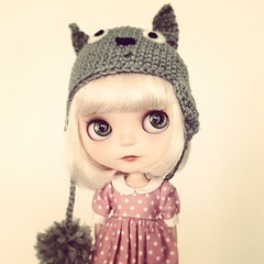 Little Totoro-girl