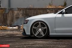 Audi RS5 - CV5 (VossenWheels) Tags: audi graphite matte concave vossen rs5 cv5 audiworld audizine ossdesigns teamvossen dualconcave concavesociety