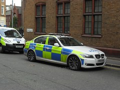 West Midlands Police BMW 330d saloon BX10 KHB (OPS190) (wicked_obvious) Tags: west police bmw saloon ops 190 midlands 330d bx10khb bx59pvw